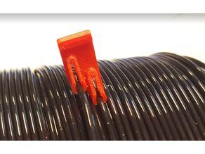 Filament Clip Holder 1.75mm