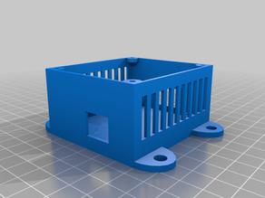 300W Constant Current Adjustable Buck Converter Mount / Case