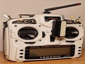 Flight Mode Switch Adapter for Taranis V1