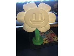undertale flowey the flower