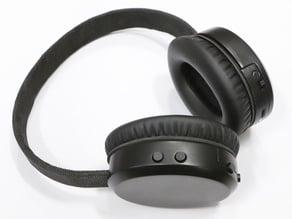 3D Printed Bluetooth Headphones - Version 2