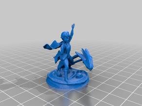 Sorceress Female Mini