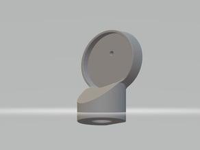 Arlo Security Camera Mount - Garage light