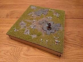 lasercut terrain tiles