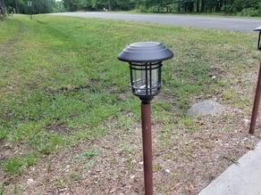 Solar Lamp Repair Bolt