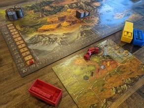 Stone Age Board Game Organizers