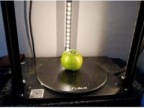 FLSUN Q5 integrated lighting system