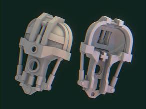Metru Nui Guard Armor