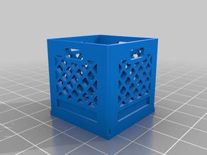 Mini Milk Crate