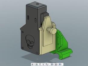 Duet Laser Sensor Support - Direct Drive for BLV MGN CUBE