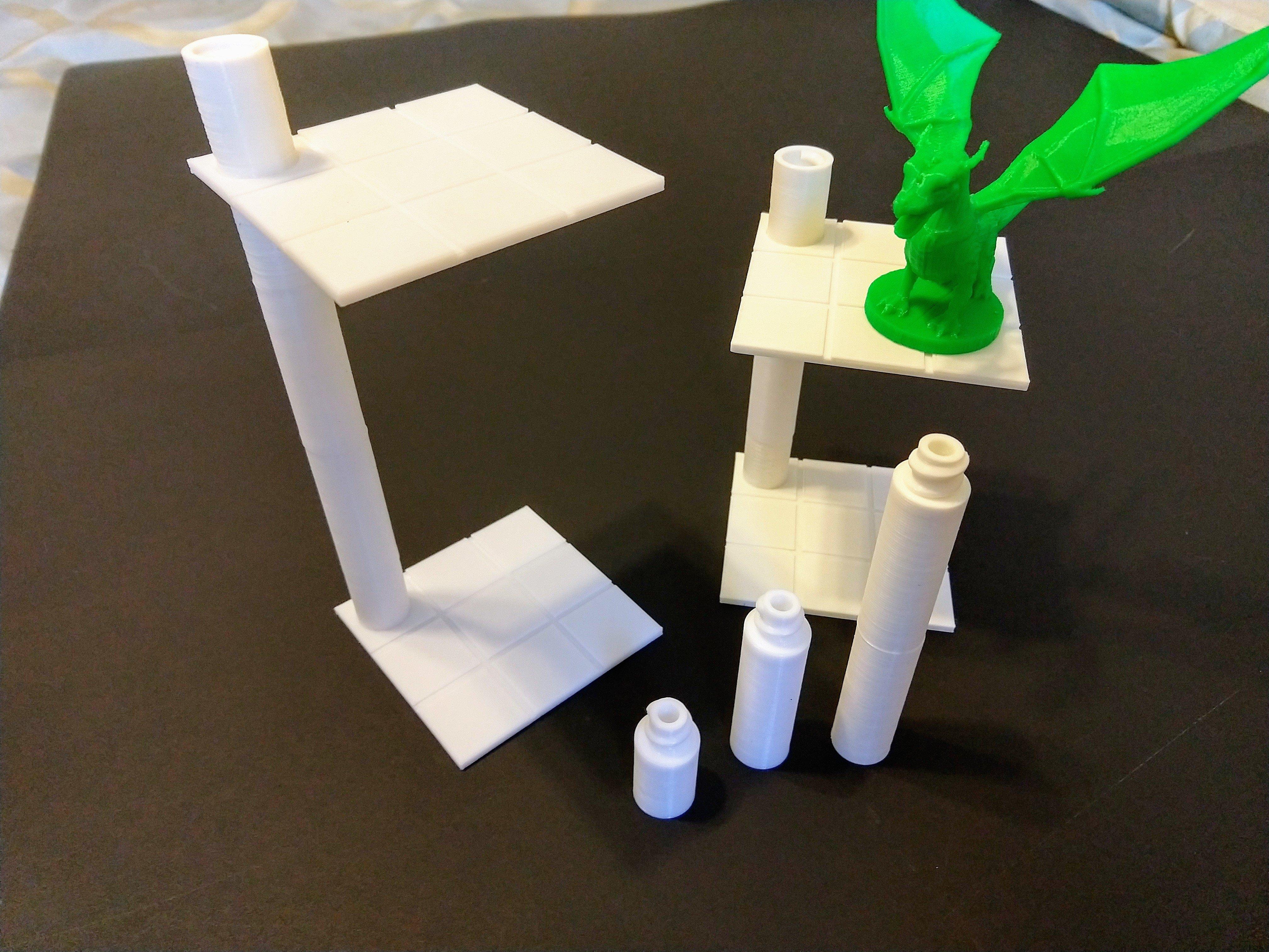 Miniature Height Platform