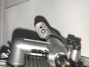 Throttle Lever Extension