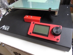 ANET ET4 MODIFY PARTS(LCD&CONTROLBOARD)