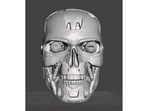 Working T800 Skull