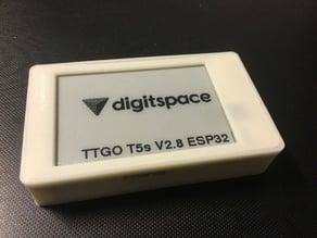TTGO T5s V2.8 ESP32 2.7 housing