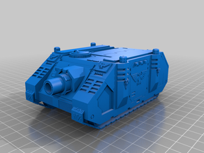 Space Marine Vindicator Tank