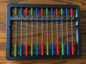 Montessori Multi-Base Bead Frame
