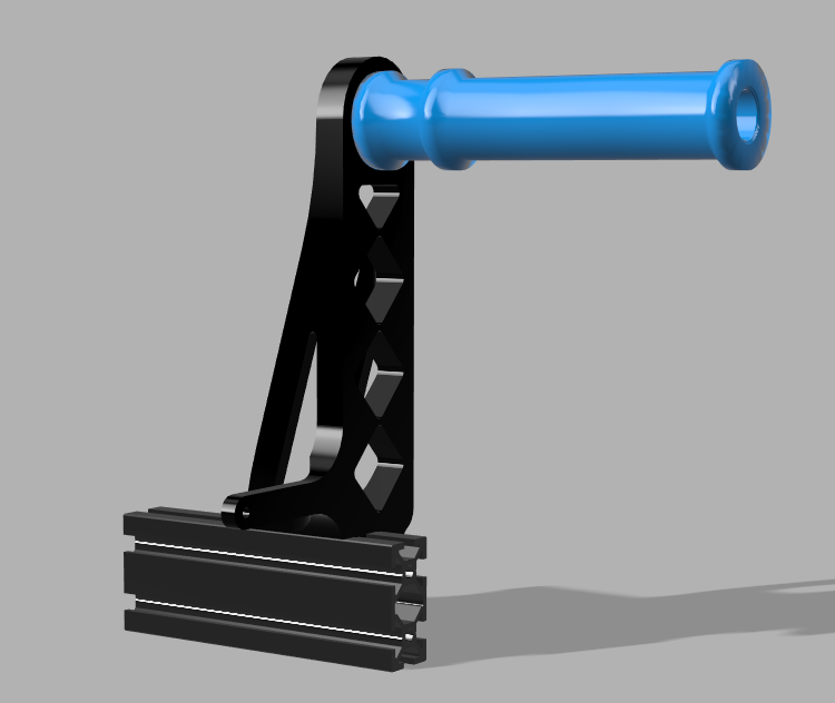 Support bobine Sidewinder X1