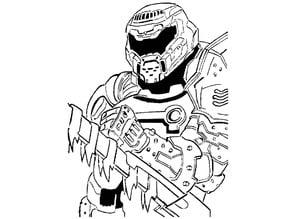 Doom stencil