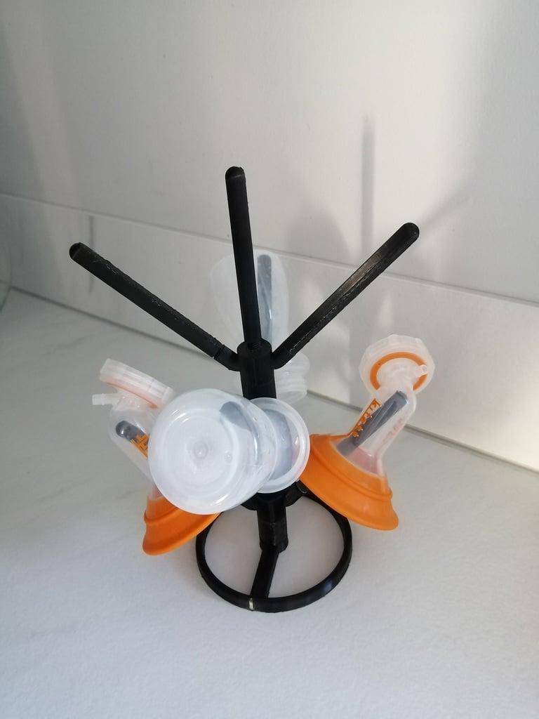 Baby bottle dryer