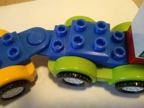 duplo-car-compatible couplers
