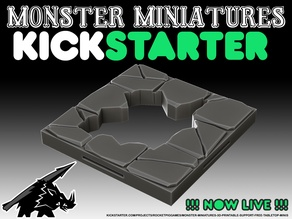 Ruined Floor - KICKSTARTER is LIVE!
