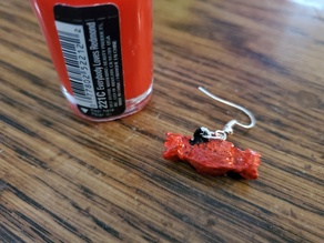 Piece Of Candy Earring
