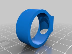 Smoking Ring for 9mm and 7,1 mm