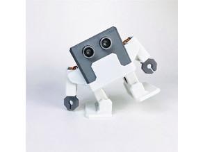 Otto DIY Humanoid robot (alike)