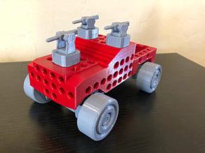 [MCV] Crossout Starter Car Set