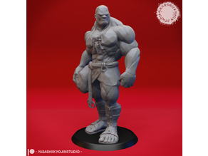 Stone Giant - Tabletop MIniature