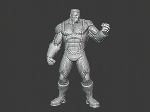 Colossus (X-Men/Marvel 35mm Wargaming Miniature)