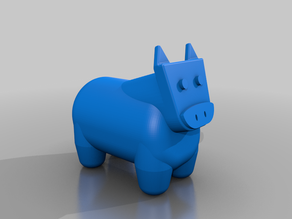 BricsCAD Cow