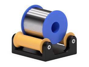 Solder Tin Spool Roller