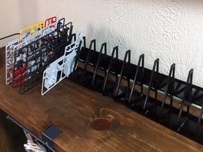 Modular sprue organizer