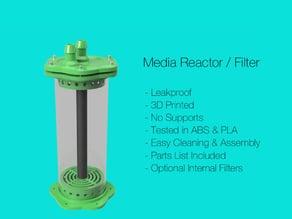 Aquarium Filter / Media Reactor v2