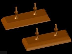 Vessel model stand (1: 90)