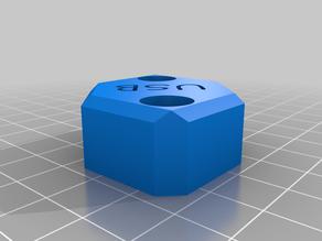 Ender 3 front USB Holder