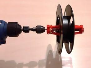 Parametric universal spool winder