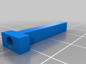 Tissue adaptor for Zeiss Z.1 LSFM