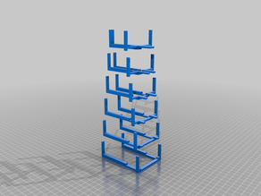 Stackable Card Tray
