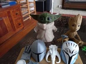 Grogu - Baby Yoda - The Child