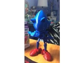Metal Sonic (Posed)