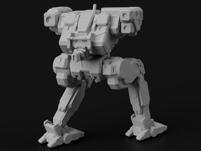 FLE-4 Flea for Battletech
