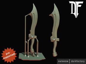 The Demon Blade