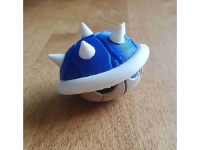 Mario Kart: Blue Shell (Multi-Color)