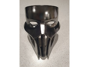Noob Saibot Mortal Kombat Mask Mk3