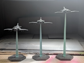 Aeronautica Imperialis Flight Stands