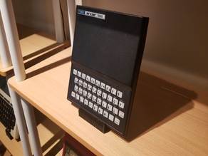 ZX81 / Timex Sinclair 1000 Display Stand
