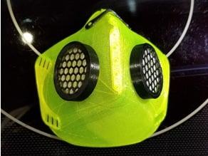Filter Mask TPU